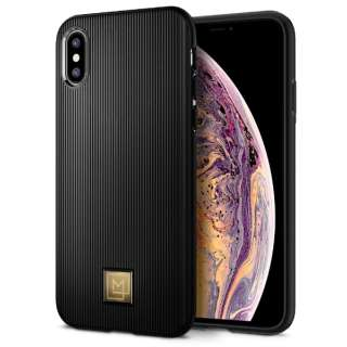 iPhone XS/X Case La Manon Classy Black