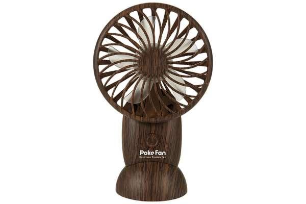 Three-up「Poke Fan」HD-T1913