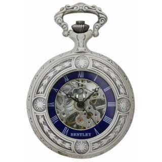 高級感を醸し出す手巻き式懐中時計 BTY-4126-BL