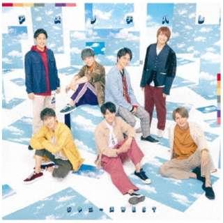 【先着購入特典付き】 ジャニーズWEST/ アメノチハレ 初回盤A 【CD】