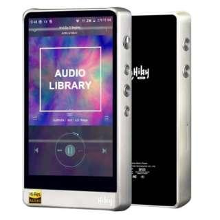 デジタルオーディオプレーヤー Silver R6SS [32GB /ハイレゾ対応]