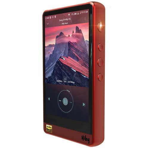 HiBy R6 [32GB Red]