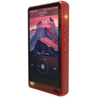 デジタルオーディオプレーヤー Red R6 [32GB /ハイレゾ対応]