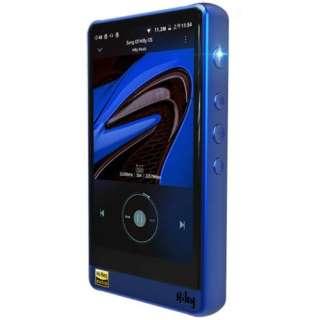 デジタルオーディオプレーヤー Blue R6 [32GB /ハイレゾ対応]