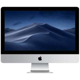 iMac 21.5インチ Retina 4Kディスプレイモデル[2019年/HDD 1TB/メモリ 8GB/3.6GHz4コア Core i3]MRT32J/A