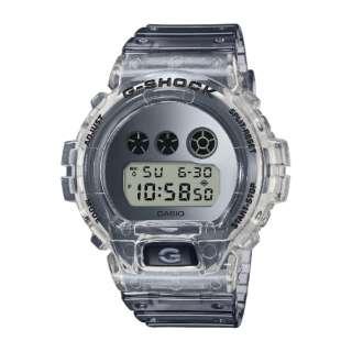 298b89c680 G-SHOCK(Gショック) Clear Skeleton(クリアー スケルトン) DW-6900SK. カシオ CASIO