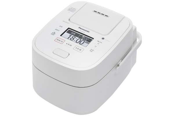 炊飯器のおすすめ17選 パナソニック「Wおどり炊き」SRVSX109-W(圧力IH)