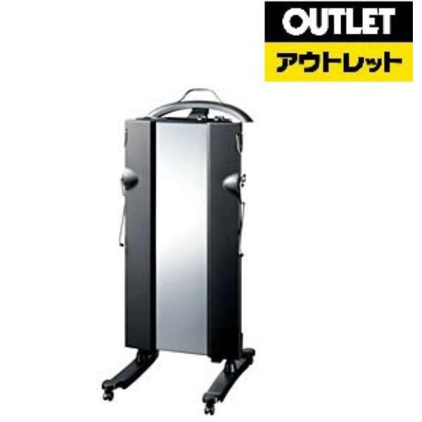 【アウトレット品】 ズボンプレッサー (スタンドタイプ) HIP-T100-K ブラック 【外装不良品】