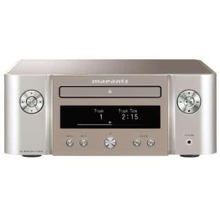 ネットワークCDレシーバー marantz シルバーゴールド M-CR612/FN [ワイドFM対応 /Bluetooth対応 /ハイレゾ対応]