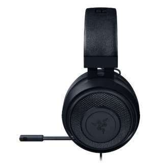 RZ04-02830100-R3M1 ゲーミングヘッドセット Kraken Classic Black [φ3.5mmミニプラグ /両耳 /ヘッドバンドタイプ]