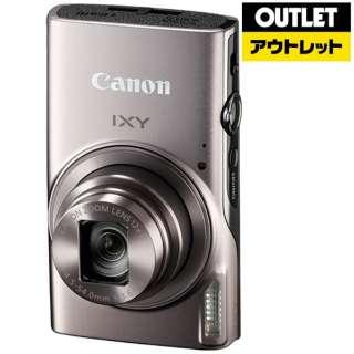 【アウトレット品】 コンパクトデジタルカメラ  IXY(イクシー) IXY650  シルバー 【外装不良品】