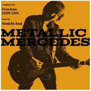 浅井健一/ METALLIC MERCEDES 通常盤 【CD】