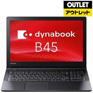 【アウトレット品】 15.6型ノートPC [Win10 Pro・Celeron・HDD 500GB・メモリ 4GB・Office付] PB45HNB11RAQD11 【数量限定品】