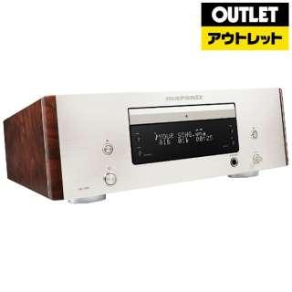 【アウトレット品】 CDプレーヤー HD-CD1/FN シルバーゴールド 【外装不良品】