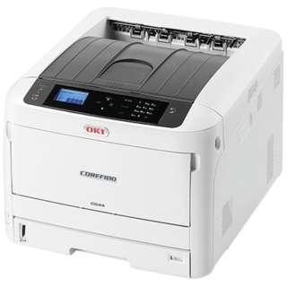 カラーレーザープリンター COREFIDO EX(コアフィードEX) ホワイト C844dnw [はがき~A3]