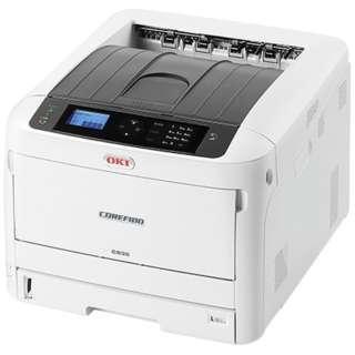 カラーレーザープリンター COREFIDO EX(コアフィードEX) ホワイト C835dnw [はがき~A3]