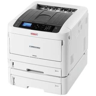 カラーレーザープリンター COREFIDO EX(コアフィードEX) ホワイト C835dnwt [はがき~A3]
