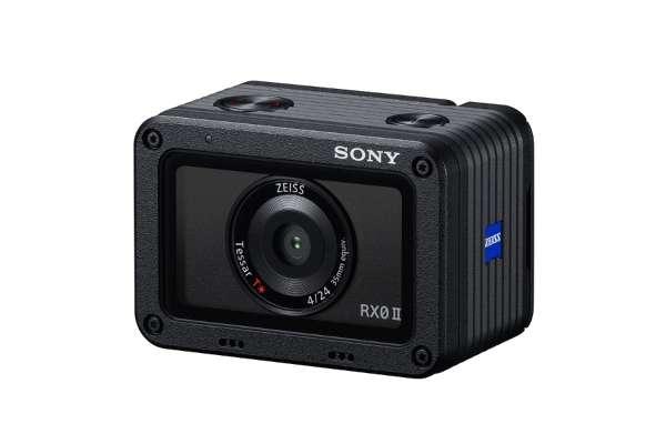 SONY「Cyber-shot(サイバーショット)」DSC-RX0M2