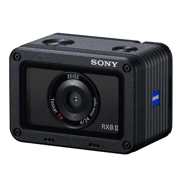 DSC-RX0M2 コンパクトデジタルカメラ Cyber-shot(サイバーショット) [防水+防塵+耐衝撃]