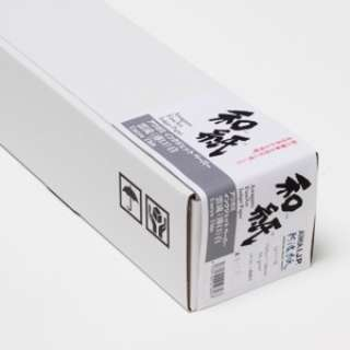 阿波紙 雲流(薄口) 24インチ ロール A.I.J.P.(アワガミインクジェットペーパー) 白 IJ-1116