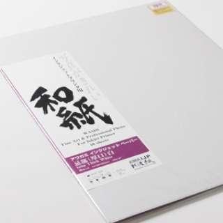 阿波紙 忌部(厚口) A3ノビ(10枚) A.I.J.P.(アワガミインクジェットペーパー) 白 IJ-0467