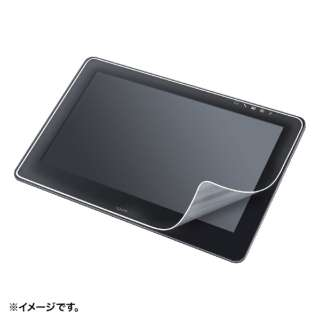 Wacom ペンタブレット Cintiq Pro 16用ペーパーライク反射防止フィルム LCD-WCP16P