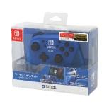 ワイヤレスホリパッド for Nintendo Switch ブルー NSW-174 【Switch】