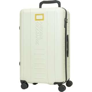 スーツケース ワイドハンドルジッパーキャリー 89L ADVENTURE SERIES(アドベンチャーシリーズ) ライトグレー NAG-0800-72-LG