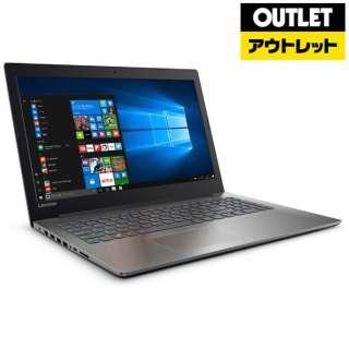 【アウトレット品】 80XL03ERJP ideapad 320 オニキスブラック [15.6型 /intel Core i5 /SSD:256GB /メモリ:8GB] 【生産完了品】
