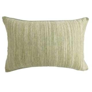 【まくらカバー】天竺ニット カーマン 標準サイズ(ポリエステル65%、綿35%/43×63cm/グリーン)