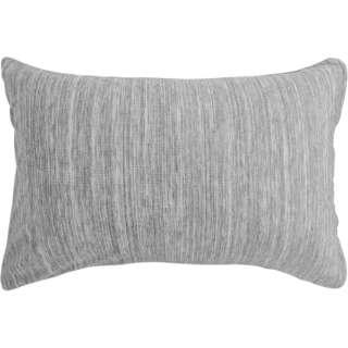【まくらカバー】天竺ニット カーマン 標準サイズ(ポリエステル65%、綿35%/43×63cm/グレー)
