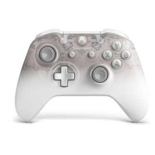 【純正】Xbox ワイヤレス コントローラー ファントム ホワイト WL3-00124 【Xbox One】