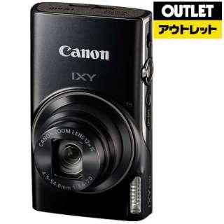 【アウトレット品】 コンパクトデジタルカメラ IXY(イクシー) IXY650 ブラック 【外装不良品】