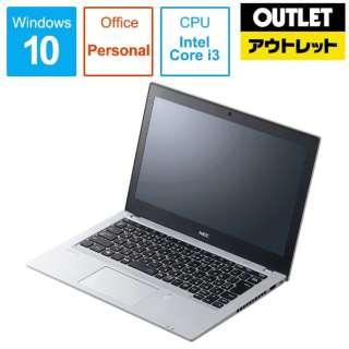 【アウトレット品】 12.5型ノートPC [Office付・Core i3・SSD 128GB・メモリ 4GB] VersaPro PC-VKL27BJ6HEY2ZCWZZ 【展示品】箱なし