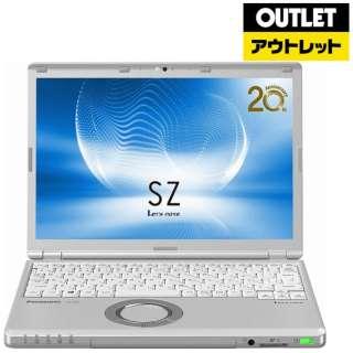 【アウトレット品】 12.1型ノートPC [Win10 Pro・Core i5・SSD 256GB・メモリ 8GB] レッツノート CF-SZ5PDYVS 【数量限定品】