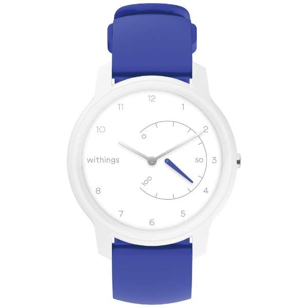 HWA06MODEL4ALLAS スマートウォッチ Withings Move White & Blue