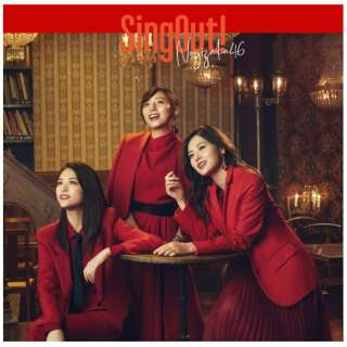 乃木坂46/ Sing Out! CD+Blu-ray盤 Type-B 【CD】