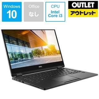 【アウトレット品】 13.3型ノートPC[Core i3・SSD 128GB・メモリ 4GB] Latitude 13 7000シリーズ NBLA066-001N3 【数量限定品】