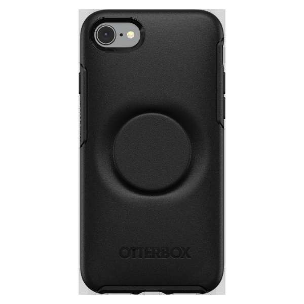 OTTERBOX OTTER + POP SYMMETRY iPhone 7 / iPhone 8 BLACK 77-61655