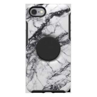 OTTERBOX OTTER + POP SYMMETRY iPhone 7 / iPhone 8 WHITE MARBLE 77-61845