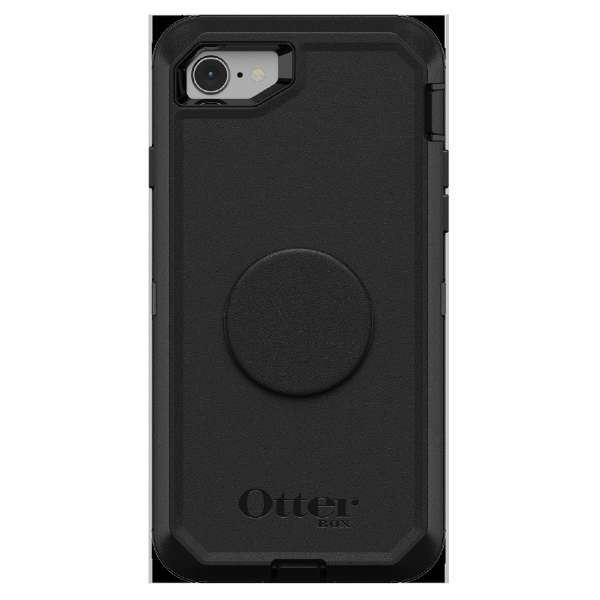 OTTERBOX OTTER + POP DEFENDER iPhone 7/ iPhone 8 BLACK 77-61801