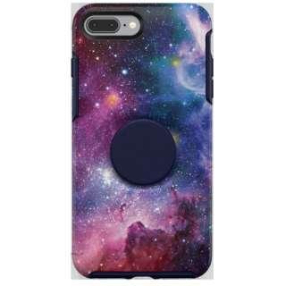 OTTERBOX OTTER + POP SYMMETRY iPhone 7 Plus/ iPhone 8 Plus BLUE NEBULA 77-61710