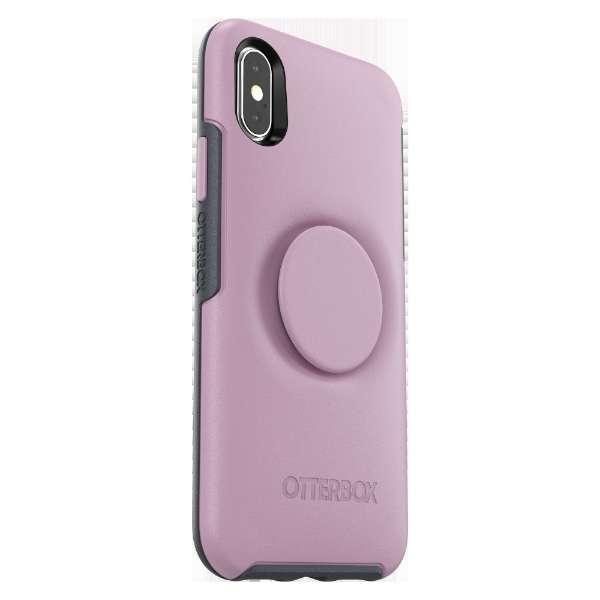 OTTERBOX OTTER + POP SYMMETRY iPhone X/ iPhone XS MAUVEOLOUS 77-61654