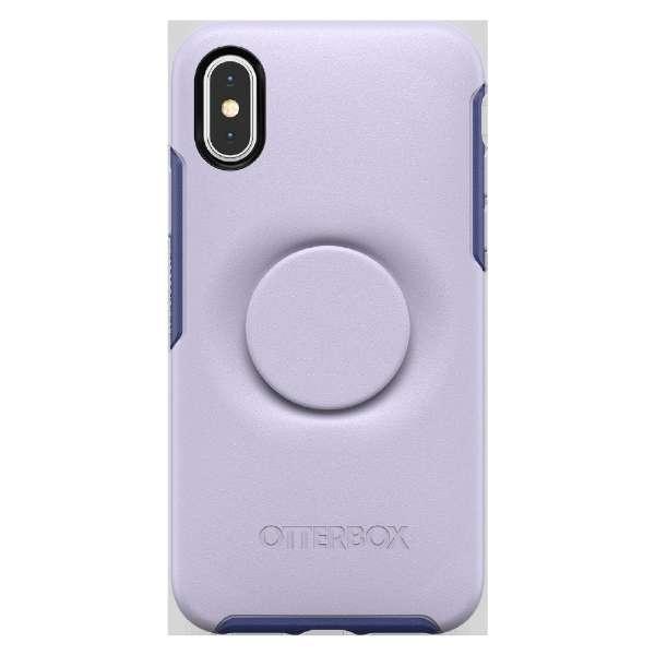 OTTERBOX OTTER + POP SYMMETRY iPhone X/ iPhone XS LILAC DUSK 77-61761