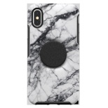 OTTERBOX OTTER + POP SYMMETRY iPhone X/ iPhone XS WHITE MARBLE 77-61766