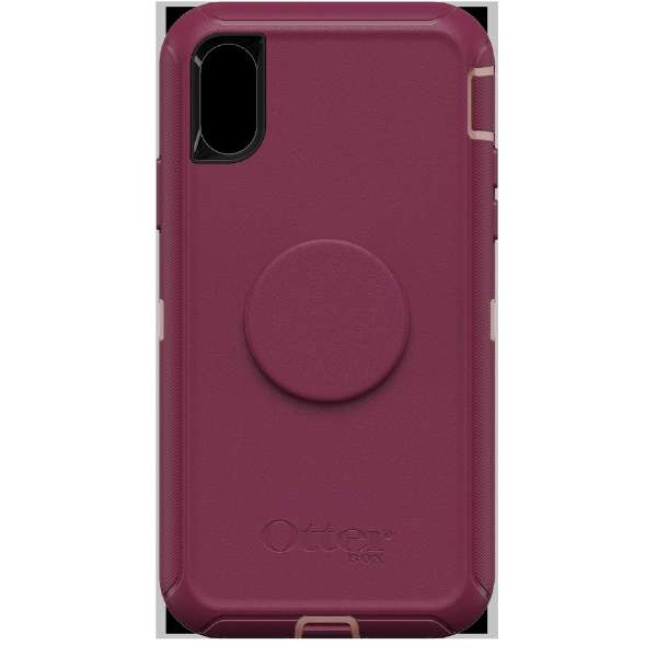 OTTERBOX OTTER + POP DEFENDER iPhone X/ iPhone XS FALL BLOSSOM 77-61816
