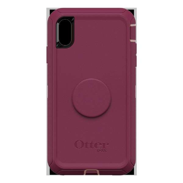 OTTERBOX OTTER + POP DEFENDER iPhone XS MAX FALL BLOSSOM 77-61809