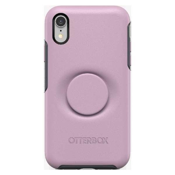 OTTERBOX OTTER + POP SYMMETRY iPhone XR MAUVEOLOUS 77-61723