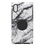 OTTERBOX OTTER + POP SYMMETRY iPhone XR WHITE MARBLE 77-61727