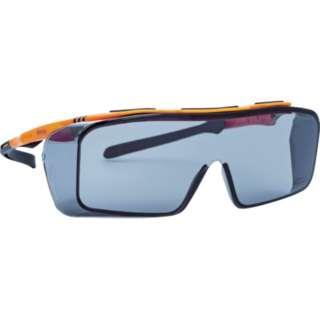 INFIELD 一眼型セーフティグラス ONTOR オレンジ オーバーグラスタイプ 9090 625 AF PLUS